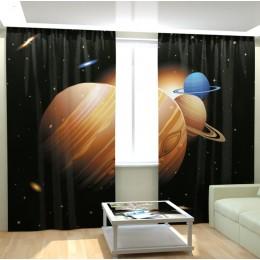 """ФотоШторы """"Планеты 2"""""""