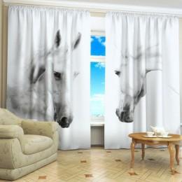 """ФотоШторы """"Изабелловые кони"""""""
