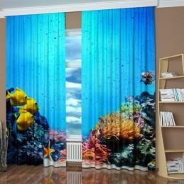"""ФотоШторы """"Подводный мир 3"""""""