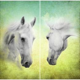 """ФотоШторы """"Изабелловые кони 2"""""""