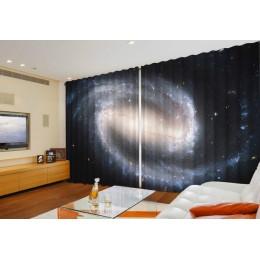 """ФотоШторы широкие """"Галактика"""""""
