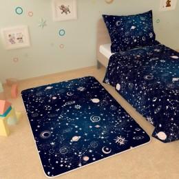 """Детский коврик """"Небо с созвездиями"""""""