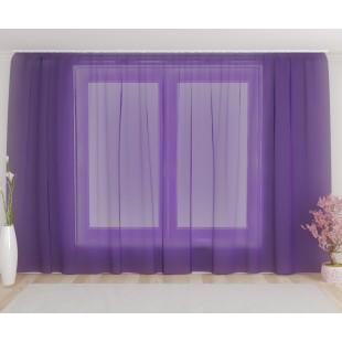 """Тюль """"Фиолетовый"""""""