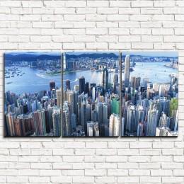 "Модульная картина ""Нью-Йорк 2-3-1"""